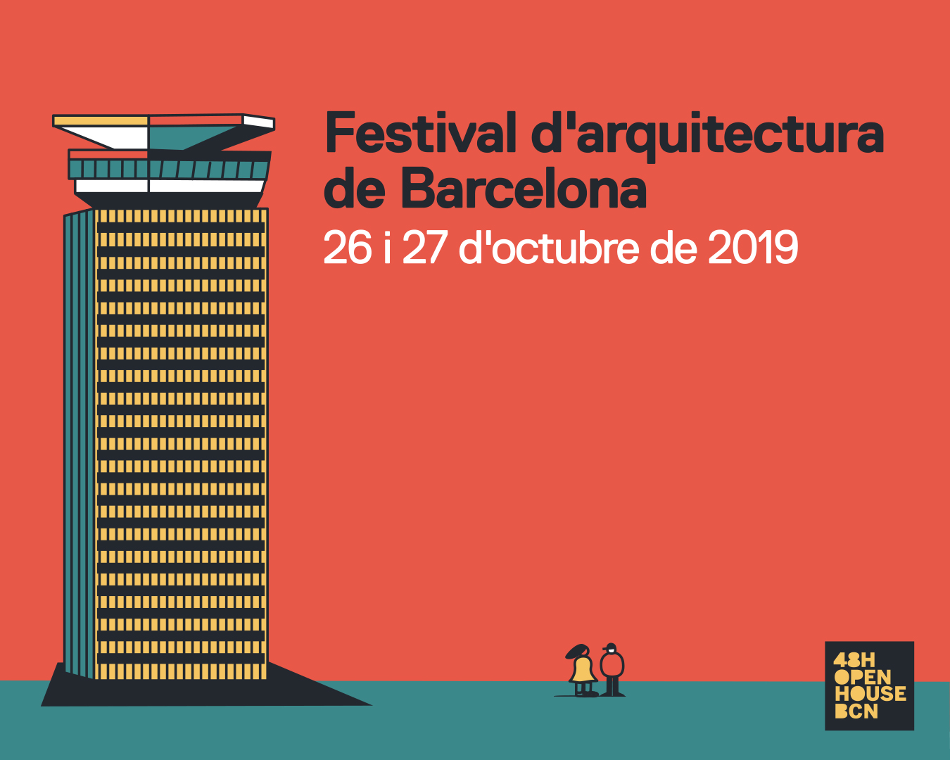 48H Open House BCN'19